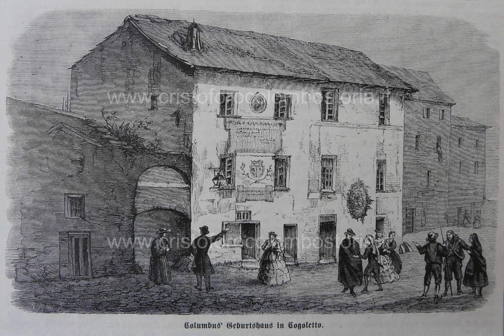 M 2 Casa stampa tedesca sec.XIX