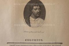 M 4 ritratto 4 stampa secolo XVIII