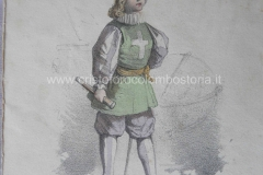 M 7 ritratto 7 stampa sec. XIX