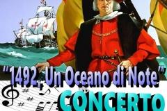 1492 Un Oceano di note concerto
